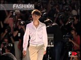 """Calvin Klein"" Spring Summer 2005 1 of 2 Milan Menswear by FashionChannel"