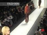 """Oscar de la Renta"" Autumn Winter 2000 2001 New York 1 of 4 pret a porter by FashionChannel.mov"