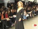 """Calvin Klein"" Autumn Winter 2000 2001 New York 4 of 4 pret a porter woman by FashionChannel"