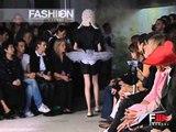 """""""Comme Des Garcons"""" Spring Summer 2005 2 of 4 Paris Pret a Porter by FashionChannel"""