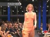 """""""Krizia"""" Autumn Winter 2000 2001 Milan 5 of 5 pret a porter woman by FashionChannel"""