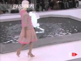 """""""Chanel"""" Spring Summer 2005 Paris 1 of 3 Haute Couture by FashionChannel"""