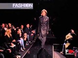 """Versace"" Autumn Winter 2004 2005 Milan 1 of 3 Menswear by Fashion Channel"