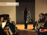 """""""Lorenzo Riva"""" Spring Summer 2000 Milan 3 of 5 Pret a Porter by FashionChannel"""