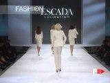 """""""Escada"""" Spring Summer 2000 Milan 3 of 14 Pret a Porter by FashionChannel"""