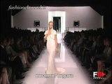 """""""E. Ungaro - Grimaldi & Giardina"""" Autumn Winter 2003 2004 Bridalwear by FashionChannel.mov"""