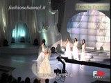 """""""Marella Ferrera"""" Spring Summer 2002 Bridalwear Paris & Rome 2 of 2 by FashionChannel"""