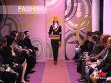 """Trussardi"" Autumn Winter 2004 2005 Milan 1 of 2 Pret a Porter by FashionChannel"