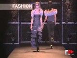"""""""John Richmond"""" Autumn Winter 2004 2005 Milan 2 of 4 Pret a Porter by FashionChannel"""