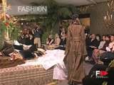 """Dolce&Gabbana"" Autumn Winter 2000 2001 Milan 5 of 5 pret a porter woman by FashionChannel"