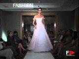 """""""Luciana Carminati"""" Galà Della Sposa 2001 Haute Couture Bridalwear by FashionChannel"""
