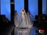 """""""Elie Saab"""" Spring Summer 2007 Bridalwear Paris by FashionChannel"""
