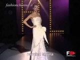 """""""Hannibal Laguna"""" Autumn Winter 2009 2010 Bridalwear Madrid by FashionChannel"""
