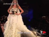 """Zuhair Murad"" Spring Summer 2011 Bridalwear Paris & Rome by FashionChannel"