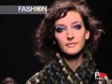 """Dries Van Noten"" Autumn Winter 2004 2005 Paris 2 of 3 Pret a Porter by FashionChannel"
