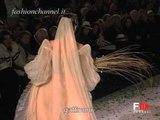 """""""Gattinoni"""" Spring Summer 2008 Bridalwear Milan by FashionChannel"""