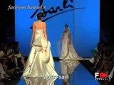 """""""Fausto Sarli"""" Spring Summer 2009 Bridalwear Milan by FashionChannel"""