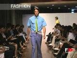 """Giuliano Fujiwara"" Spring Summer 2000 Milan 2 of 3 Men by FashionChannel"