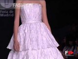 """Pedro Valverde"" Cibeles Madrid Novias 2009 2 of 3 by FashionChannel"
