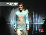 """""""Versace"""" Spring Summer 2000 Milan 2 of 3 Pret a Porter Men by Fashion Channel"""