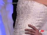 """Gattinoni"" Autumn Winter 2009 2010 Bridalwear Paris & Rome by FashionChannel"
