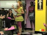 """""""Betsey Johnson"""" Spring Summer 2000 New York 2 of 3 Pret a Porter by FashionChannel"""