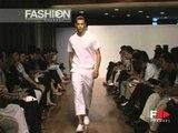 """Giuliano Fujiwara"" Spring Summer 2000 Milan 1 of 3 Men by FashionChannel"