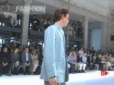 """""""Cerruti"""" Spring Summer 2000 1 of 3 Pret a Porter Men by FashionChannel"""
