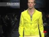 """Versus"" Spring Summer 2000 Milan 1 of 3 Pret a Porter Men by FashionChannel"