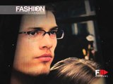 """Valentino"" Spring Summer 2000 1 of 3 Pret a Porter Men by FashionChannel"