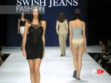 """""""Swish Jeans"""" Spring Summer 1999 Milan 4 of 5 pret a porter woman by FashionChannel"""