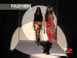 """""""Gucci"""" Spring Summer 1999 Milan 1 of 4 pret a porter woman by FashionChannel"""