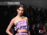 """Pierre Garroudi"" Spring Summer 2001 New York 4 of 5 by FashionChannel"