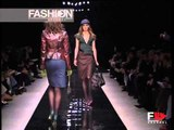 """""""Burberry"""" Autumn Winter 2004 2005 Milan 1 of 3 Pret a Porter by FashionChannel"""