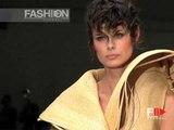 """Gianfranco Ferrè"" Spring Summer 2000 Milan 2 of 6 pret a porter woman by FashionChannel"