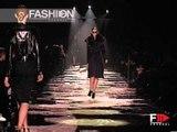 """Gucci"" Autumn Winter 2004 2005 Milan 1 of 4 Pret a Porter Woman by FashionChannel"
