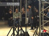 """Yohji Yamamoto"" Autumn Winter 1999 2000 3 of 8 pret a porter men by FashionChannel"