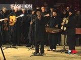 """Yohji Yamamoto"" Autumn Winter 1999 2000 7 of 8 pret a porter men by FashionChannel"