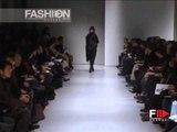 """""""Massimo Rebecchi"""" Autumn Winter 1999 2000 Milan 3 of 3 pret a porter men by FashionChannel"""