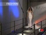"""Elie Saab"" Spring Summer 2000 Paris 3 of 3 pret a porter woman by FashionChannel"
