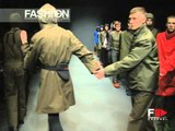 """Prada"" Autumn Winter 1999 2000 Milan 2 of 3 pret a porter men by FashionChannel"