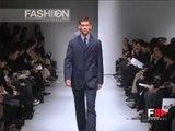 """""""Massimo Rebecchi"""" Autumn Winter 1999 2000 Milan 1 of 3 pret a porter men by FashionChannel"""