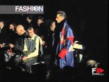"""Versace"" Autumn Winter 1999 2000 Milan 3 of 4 pret a porter men by Fashion Channel"