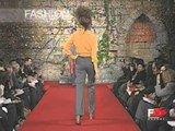 """""""Vivienne Westwood Red Label"""" Autumn Winter 1999 2000 London 4 of 7 by FashionChannel"""