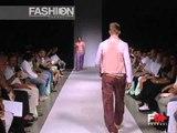 """Frankie Morello"" Spring Summer 2004 New York 1 of 3 Menswear by FashionChannel"