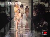 """""""Roberto Cavalli"""" Spring Summer 2004 Milan 2 of 3 Pret a Porter Woman by FashionChannel"""