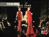 """""""Elie Saab"""" Autumn Winter 1999 2000 Paris 2 of 7 Haute Couture woman by FashionChannel"""