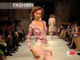 """""""Luisa Beccaria"""" Spring Summer 2004 Milan 1 of 3 Pret a Porter Woman by FashionChannel"""