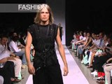 """Frankie Morello"" Spring Summer 2004 New York 3 of 3 Menswear by FashionChannel"