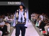 """Frankie Morello"" Spring Summer 2004 New York 2 of 3 Menswear by FashionChannel"